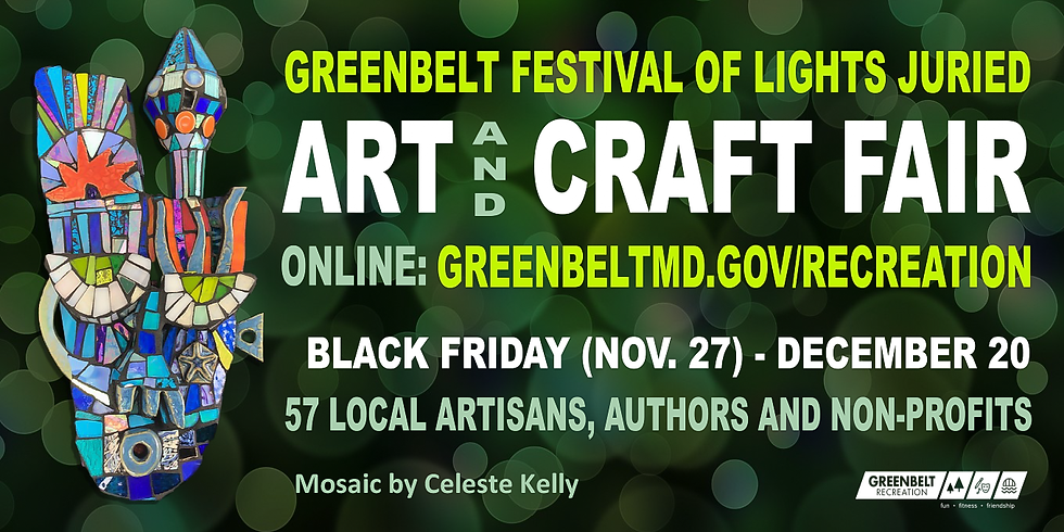 Festival of Lights Juried Arts and Craft Fair