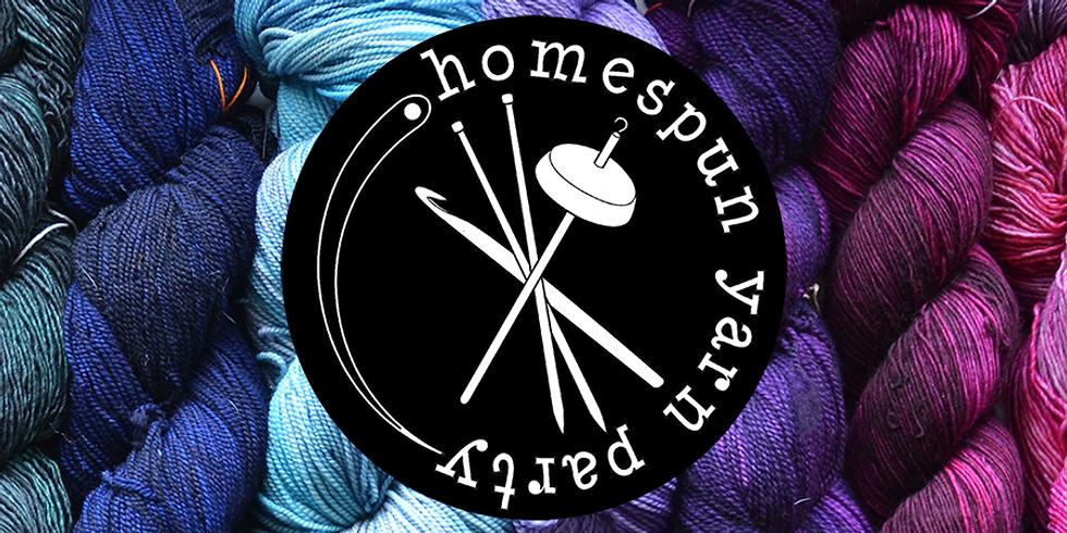 Homespun Yarn Party (Virtual Edition)