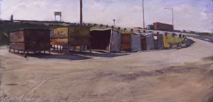 Port of Long Beach Dumpsters