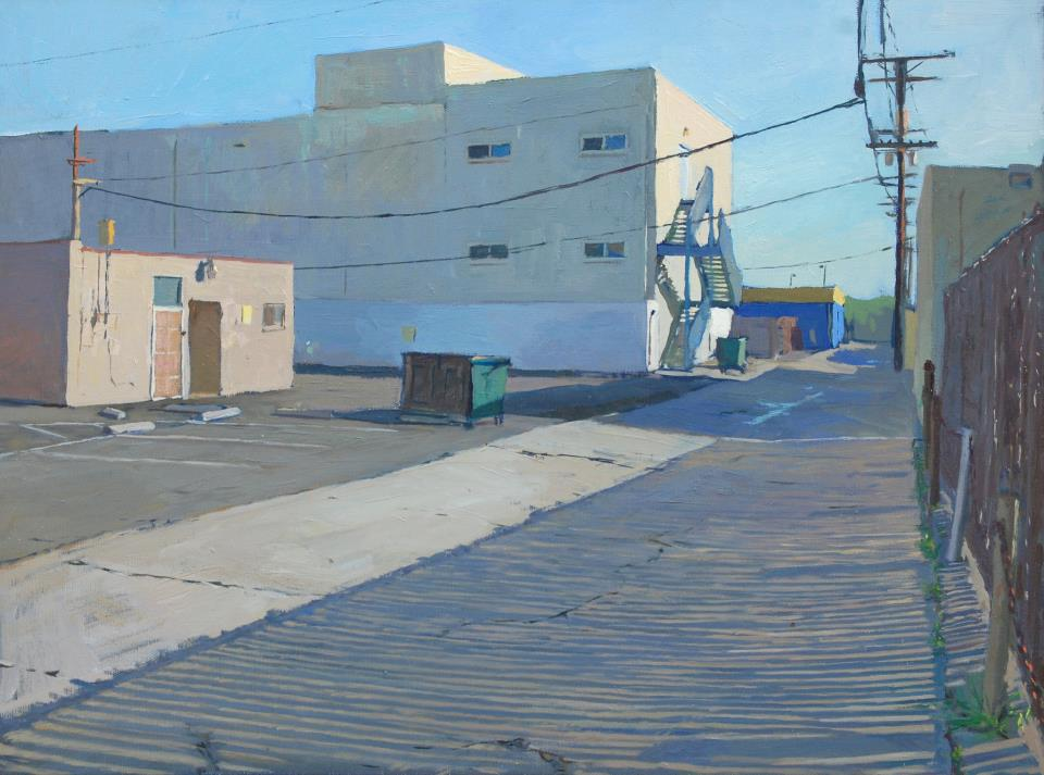 Long Beach Alley