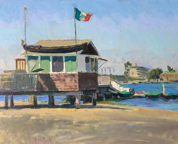 Long Beach Gondola Boat House
