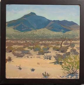 Saddleback Butte, Mojave