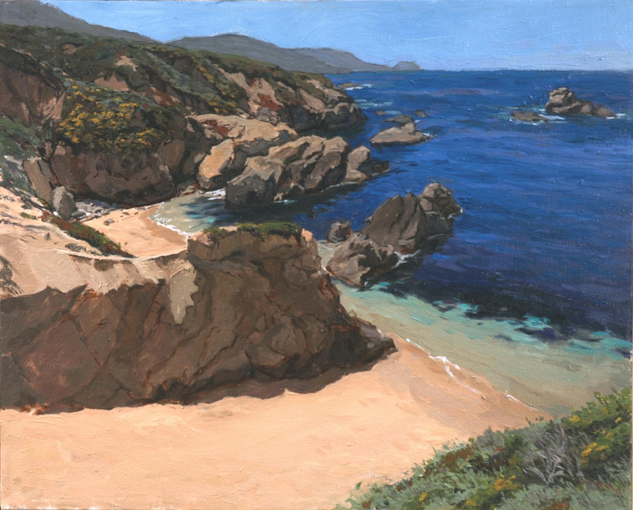 Garrapata Cove