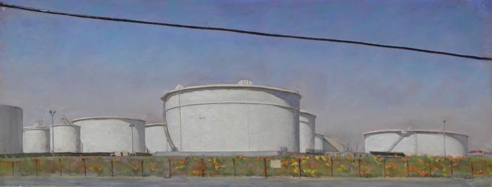 Long Beach Tank Farm