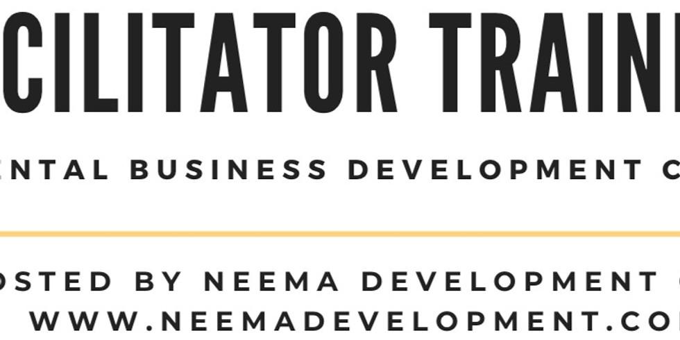 Online Facilitator Training