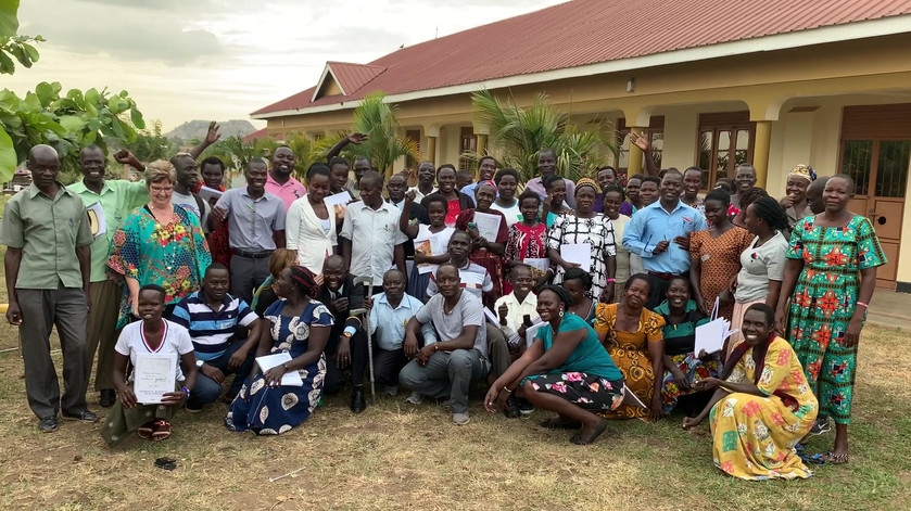 Graduation Day in Uganda