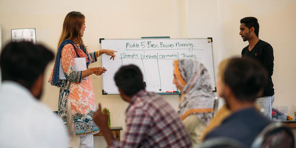 8 Week Online Facilitator Training