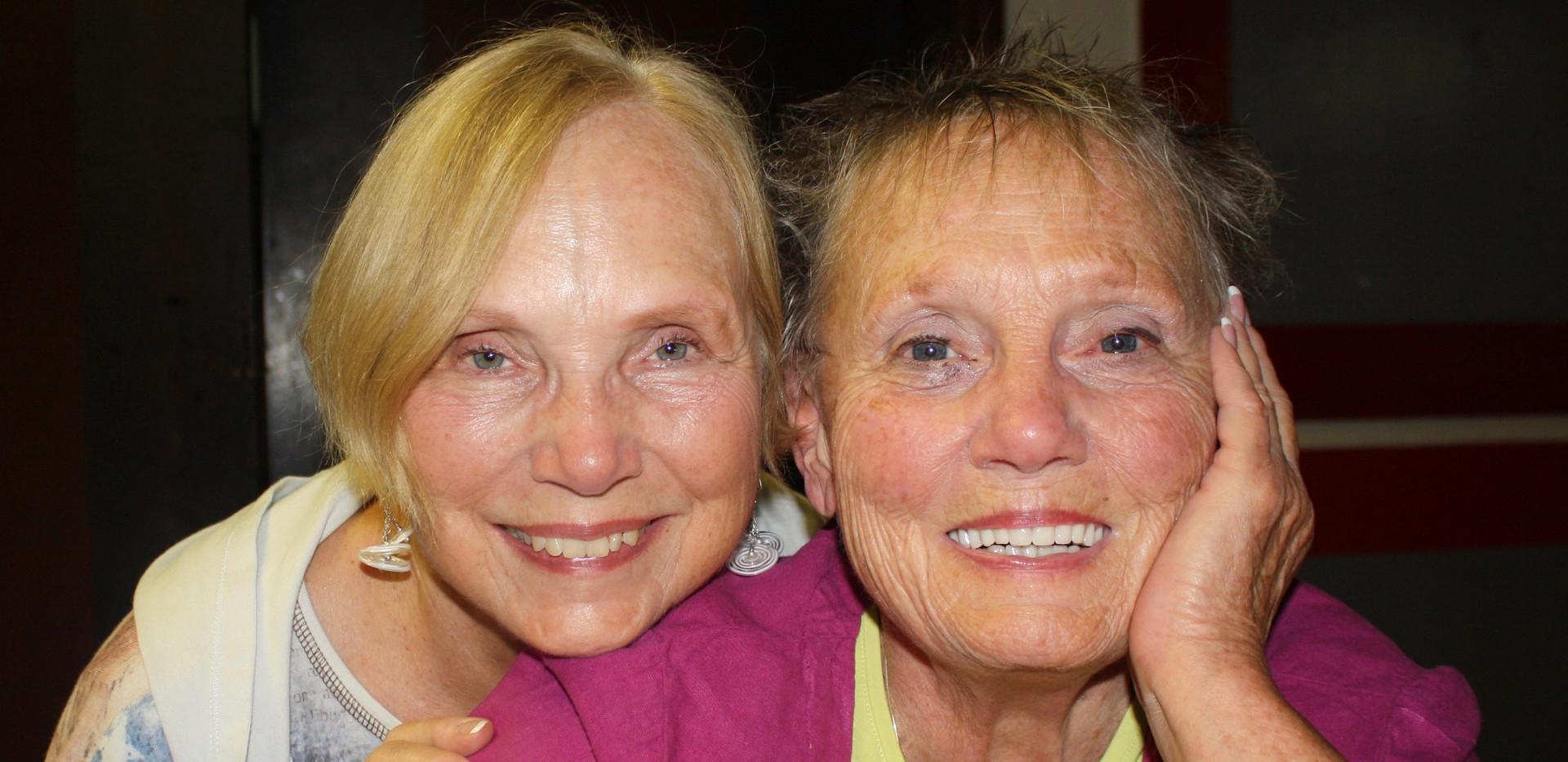 Margi Hafer / Donna Johnston