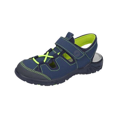 Ricosta Kinder Sandale GERALD in jeans/Ozean (Blau)