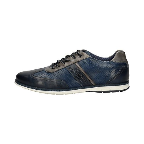 Bugatti Herren Sneaker Sandman in Blau/Grau