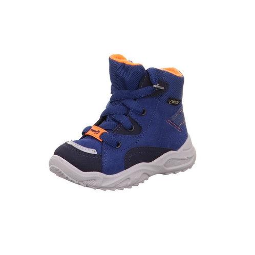 Superfit Stiefel Glacier blau/blau Gore-Tex® Warmfutter