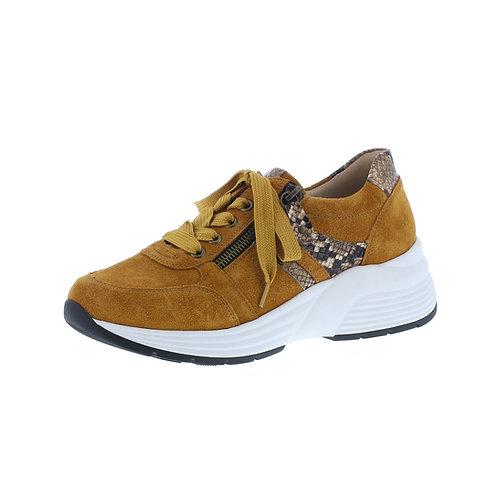 Remonte Damen Sneaker in mais/brown (Gelb)