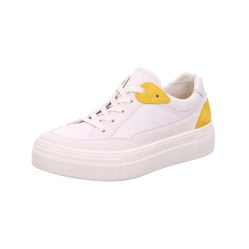 Legero Halbschuh Sneaker Lima in Offwhite Multi (Weiß)