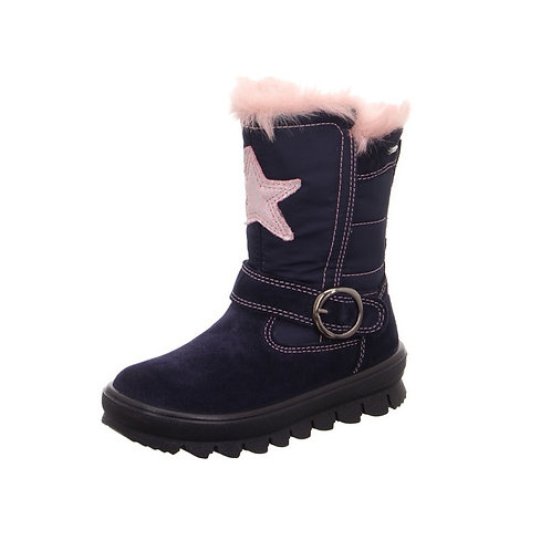 Superfit Stiefel Flavia blau/rosa Gore-Tex® Wasserdicht