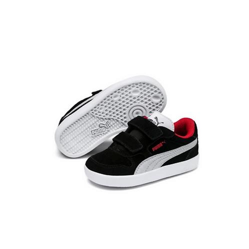 Puma Klett Sneaker ICRA TRAINER SD V INF in schwarz/weiß