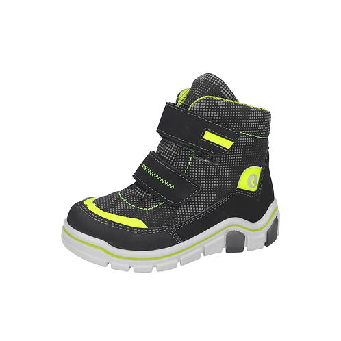 Pepino® Ricosta® Boots CALIX in schwarz Kent/Booster mit Symphatex
