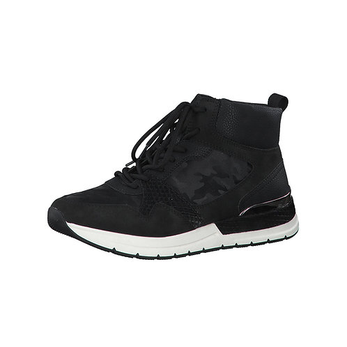 Tamaris Sneaker Boot Black Comb (Schwarz Kombination)