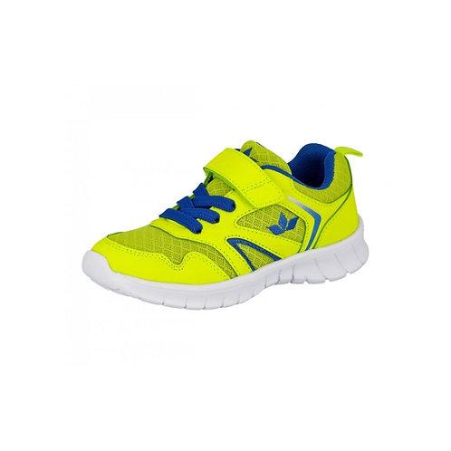 LICO SKIP VS Hallenschuh Sneaker in lemon/blau