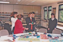 Besuch bei RICOSTA - 1997