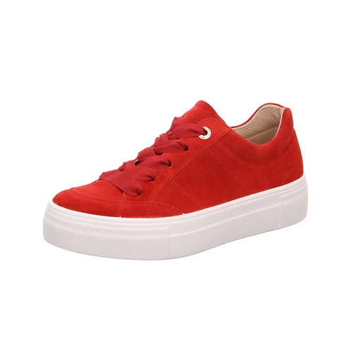 Legero Halbschuh Sneaker Lima Marte (Rot)