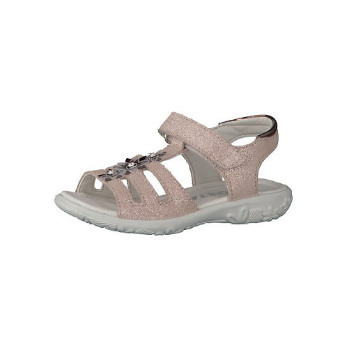 Ricosta Kinder Sandale Cleo in rosa/nude