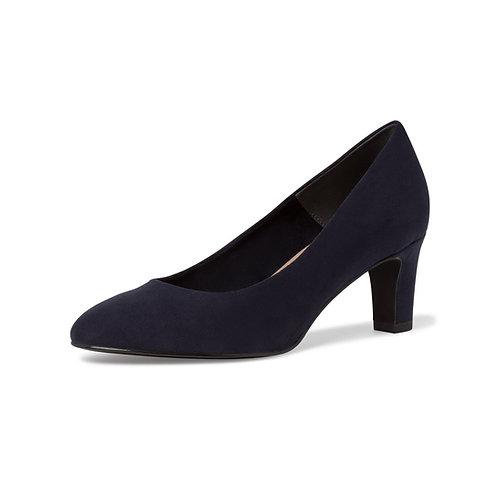 Tamaris Pumps in Navy (Blau)
