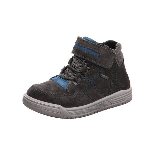 Superfit Halbschuh Earth (Blau/Grau)
