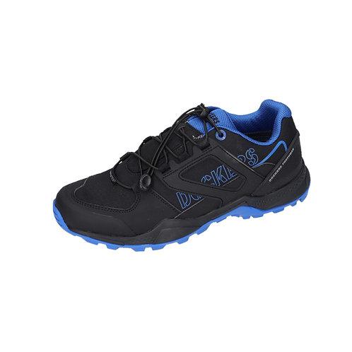 Dockers Sneaker Schwarz/blau mit Docktex wasserdicht