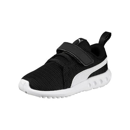 Puma Klett Sneaker Carson 2 V Inf Kinderschuh in Schwarz