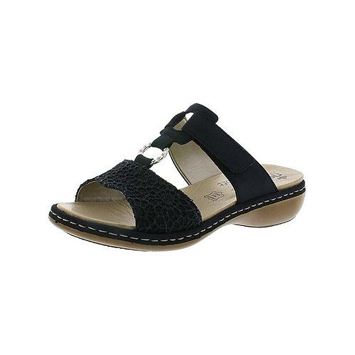 Rieker Damen Sandalette in pazifik