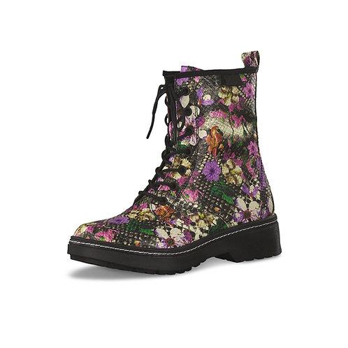 Tamaris Boot snake flower