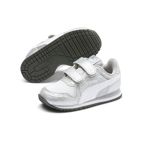 Puma® Kinder Sneaker in silver