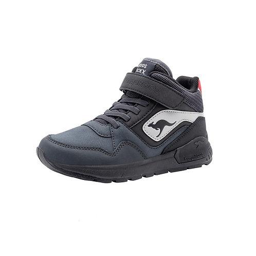 KangaROOS ROOKI EV MID Hightop-Sneaker charcogrey/jet black