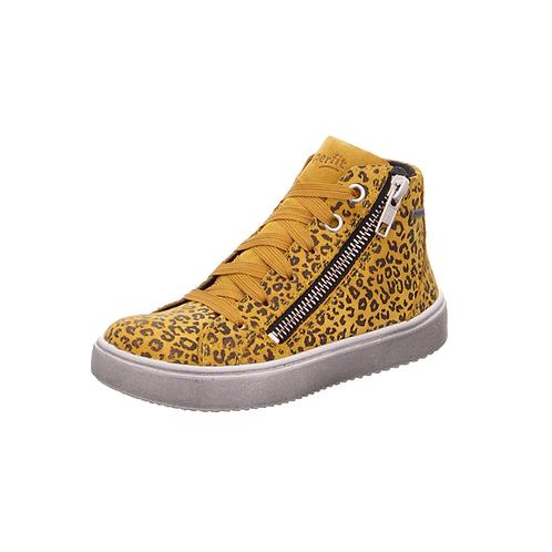 Superfit Halbschuh Heaven Wasserdicht mit Gore-Tex® in Gelb (Leopard)