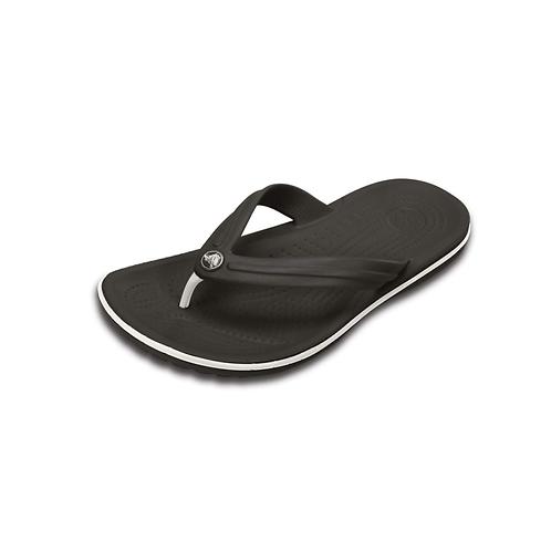 Crocs Crocband™ Flip in Black/Schwarz