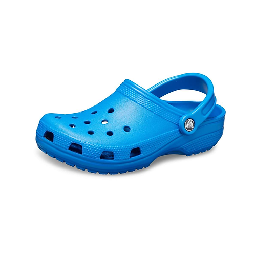 Crocs Classic Clog Unisex in Bright Cobalt | hellblau