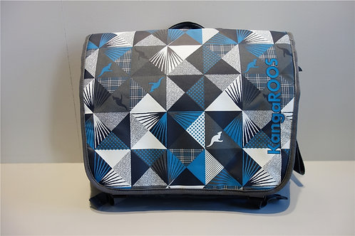 KangaROOS Dayton Postbag | Umhänge-/Tragetasche in White/Navy