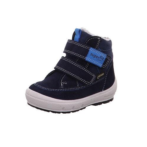Superfit Stiefel Groovy blau Gore-Tex® Warmfutter