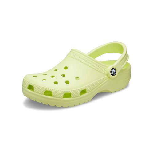 Crocs Classic Clog Unisex in Lime Zest
