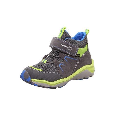 Superfit Lauflerner Sport5 grau/grün Gore-Tex® Wasserdicht