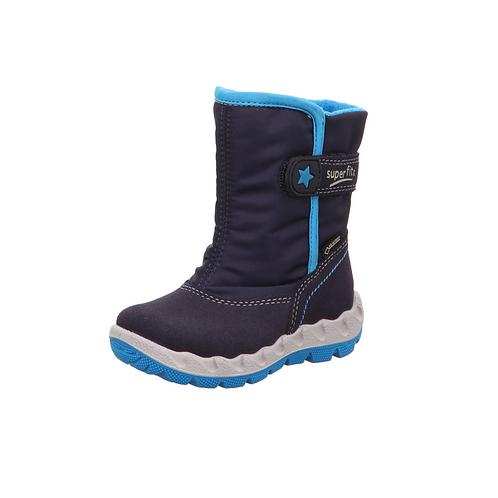 Superfit Stiefel Icebird in blau mit Gore-Tex®-Membran Wasserdicht