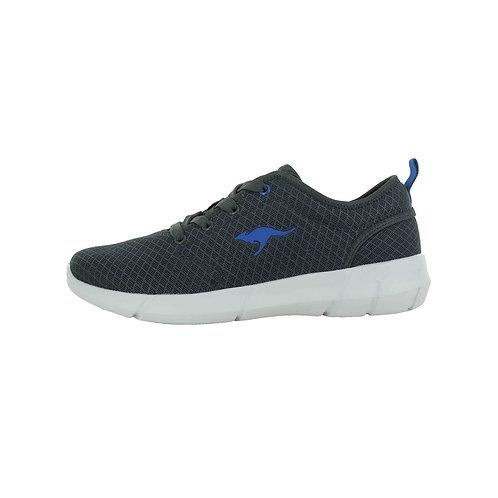KangaROOS Saboo Sneaker in Steel grey (Grau)