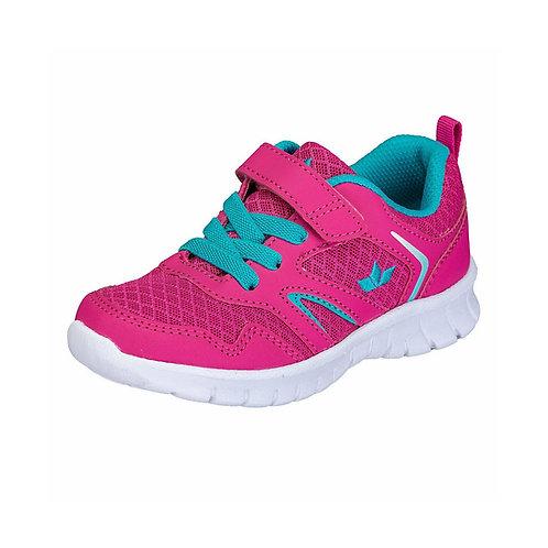LICO SKIP VS Sneaker in pink/türkis