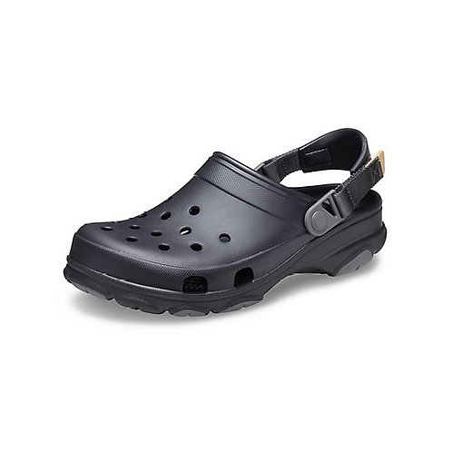 Crocs All Terrain Clog in Black (Schwarz)