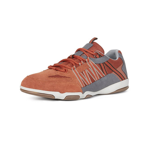 Geox Herrensneaker U Ellero in brick (Orange)