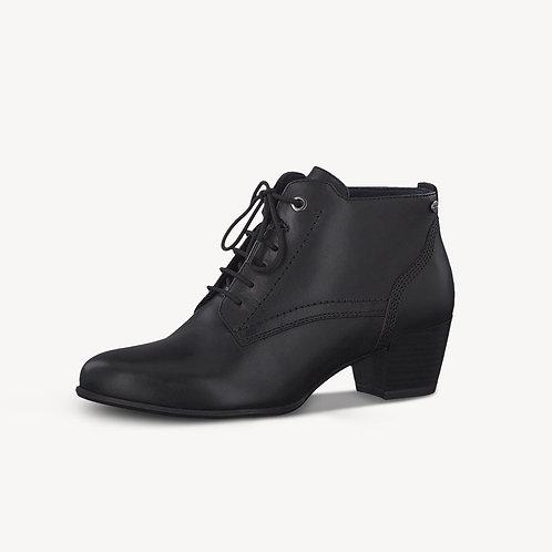 Tamaris Stiefelette Black leather