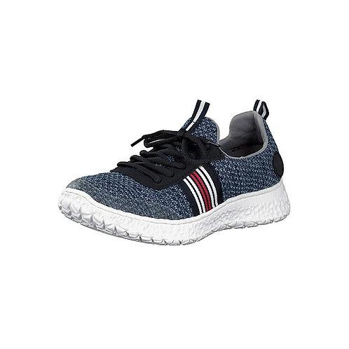 Rieker Damen Sneaker in blau