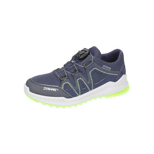 Ricosta® Sneaker LEED in Blau (nautic) wasserdicht mit Ricosta-Tex