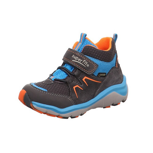 Superfit Lauflerner Sport5 (Grau/Orange) *Gore-Tex*