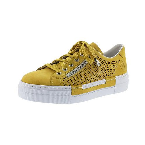 Rieker Damen Sneaker in sonne (gelb)